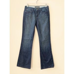JOE'S JEANS Mid-Rise Bootcut Blue Muse Jeans 26